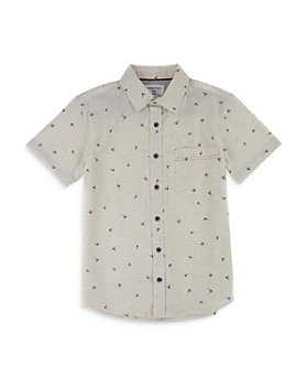 Sovereign Code - Boys' Frazzle Printed Shirt - Little Kid, Big Kid