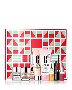 Clinique - Festive Favorites Gift Set for $49.50 with any $31 Clinique purchase ($253 value)!