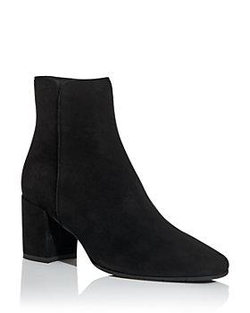 Aquatalia - Women's Denisse Weatherproof Block Heel Booties