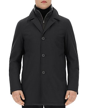 Herno - Layered Look Raincoat