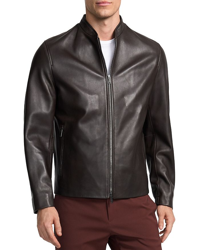 Theory - Moore Leather Jacket