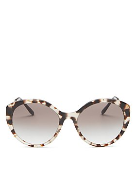 Prada - Women's Cat Eye Sunglasses, 55mm