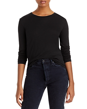 Vince Essential Crewneck Top-Women