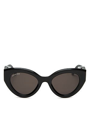 Balenciaga Women\\\'s Cat Eye Sunglasses, 51mm-Jewelry & Accessories