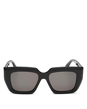 Bottega Veneta Women's Square Sunglasses, 52mm