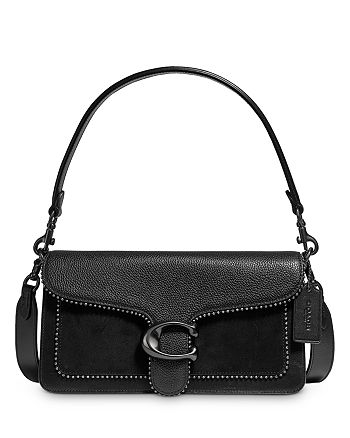 COACH - Tabby Small Pebble Leather Shoulder Bag