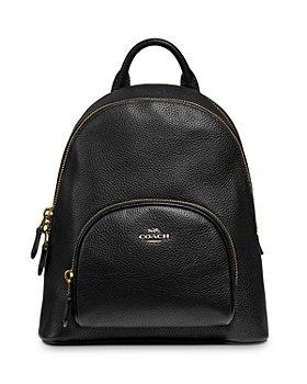 COACH - Carrie 23 Mini Backpack