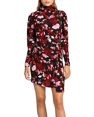 A.l.c. Marcel Floral Print Dress-Women