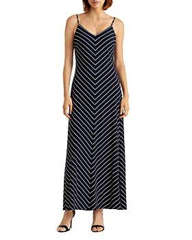 Ralph Lauren - Striped Maxi Dress