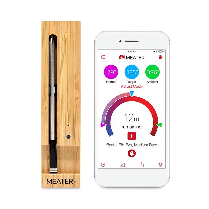 Meater - Plus Wireless Smart Meat Thermometer