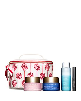 Clarins - Limited Edition 4-Piece Glowing Skin Gift Set ($136 value)