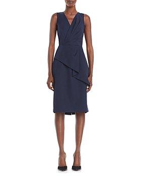 Eliza J - Peplum Sheath Dress