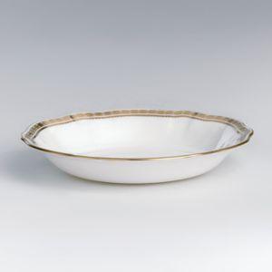 Royal Crown Derby Carlton Gold Cereal Bowl