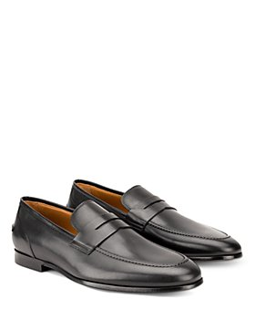 Gordon Rush - Men's Coleman Leather Penny Loafers