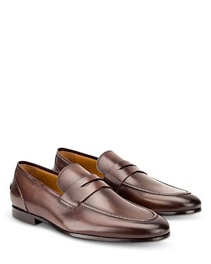 Men's Coleman Leather Penny Loafers