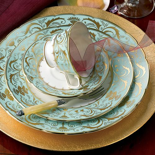 "Royal Crown Derby - ""Darley Abbey"" Sauce Boat"