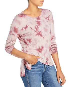 Marc New York - Tie Dye Long Sleeve Top