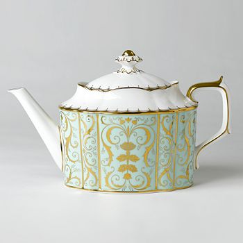 "Royal Crown Derby - ""Darley Abbey"" Teapot"