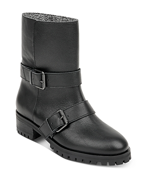 SPLENDID WOMEN'S KARLYN BUCKLED BOOTIES