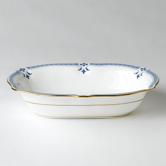 "Royal Crown Derby - ""Grenville"" Open Vegetable Dish"