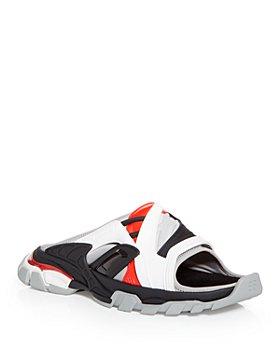 Balenciaga - Men's Sneaker Slide Sandals