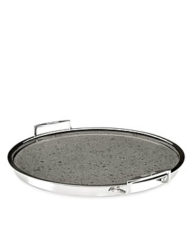 All-Clad - High-Heat Pizza Stone and Trivet