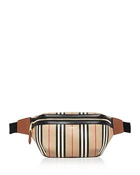 Burberry - Women's Sonny Icon Stripe Belt Bag