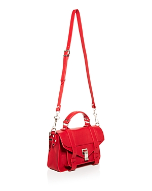 Proenza Schouler PS1 TINY LEATHER CROSSBODY