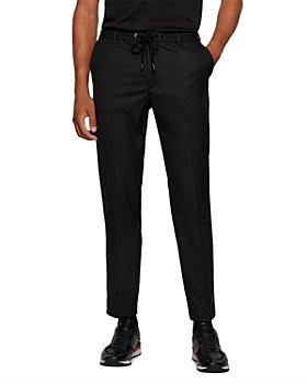 BOSS - Banks Slim Fit Drawstring Pants