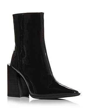 Jeffrey Campbell Women\\\'s High Block Heel Booties
