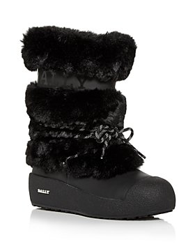 Bally - Women's Galy Faux Fur Boots