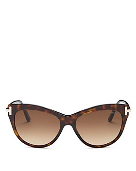 Tom Ford - Women's Kira Cat Eye Sunglasses, 56mm