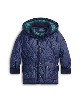 Ralph Lauren - Boys' Kempton Quilted Zip Hood Car Coat - Little Kid