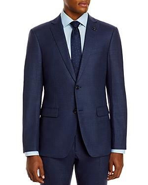 John Varvatos Star Usa Slim Fit Birdseye Suit Jacket