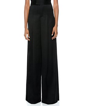Alice and Olivia - Marilyn High Rise Wide Leg Pants