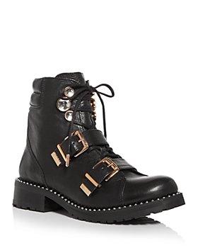 Sophia Webster - Women's Ziggy Biker Boots