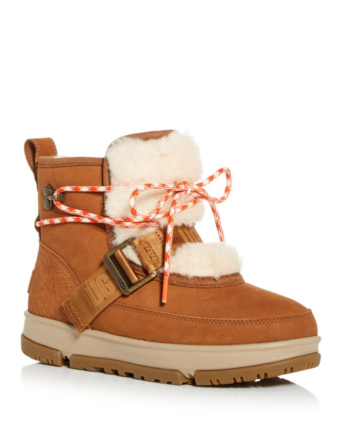 UGG® Women's Classic Cold Weather Hiker Boots   | Bloomingdale's