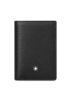 Montblanc - Meisterstück Soft Grain Leather Business Card Holder