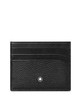 Montblanc - Meisterstück Soft Grain Leather 6 Slot Card Case