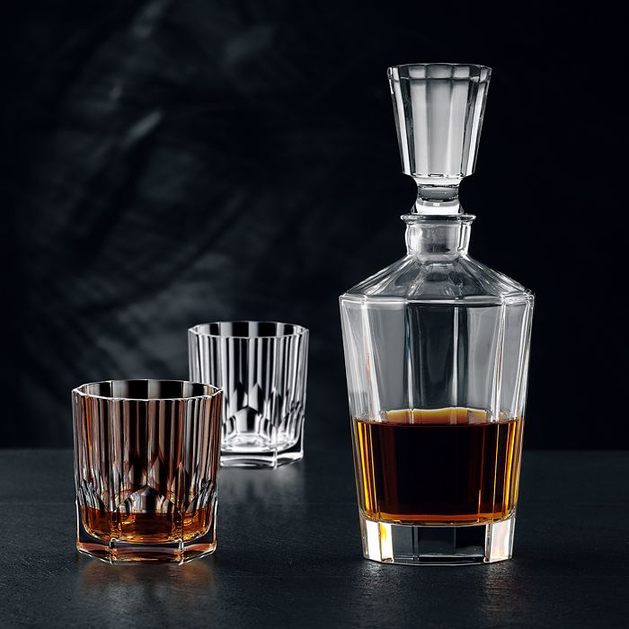 Riedel - Facette Whisky Decanter & Tumblers Set