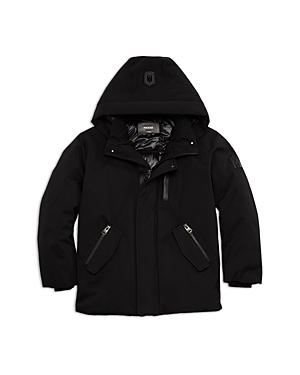Mackage Boys' Hooded Down Jacket - Big Kid