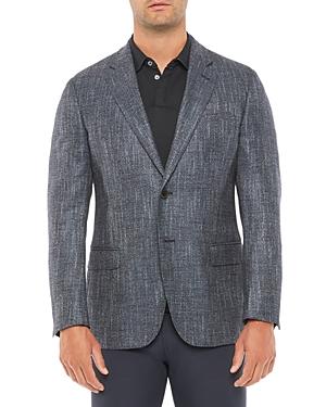 Regular Fit Solid Jacket