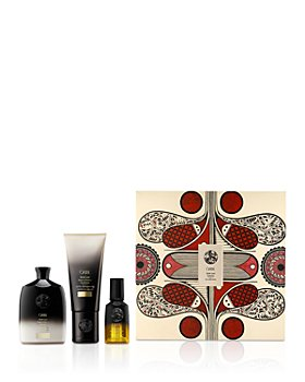 ORIBE - Gold Lust Shampoo, Conditioner & Hair Oil Gift Set ($139 value)