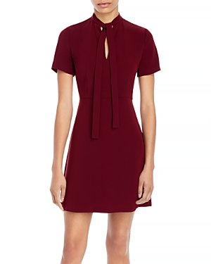 Theory TIE NECK DRESS