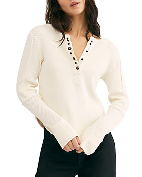 Free People - Everest Henley Top