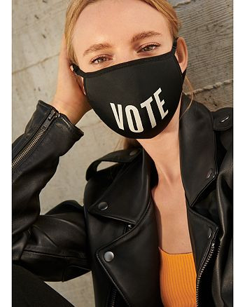 Bloomingdale's - When We All Vote Face Masks, Set of 2 – 100% Exclusive