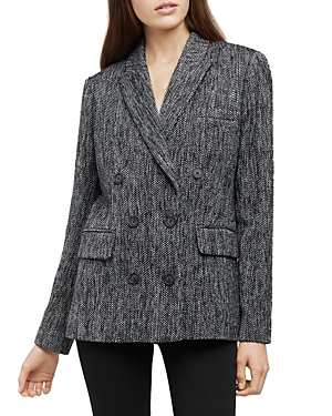 L Agence L'AGENCE ASHLYN DOUBLE BREASTED BLAZER