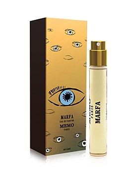 Memo Paris - Marfa Eau de Parfum Travel Spray Refill 0.33 oz.