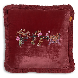 Etro Albaron Embroidered Cushion