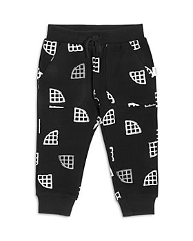 Miles Baby - Unisex Printed Jogger Pants - Baby